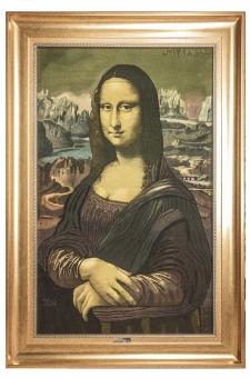 مونالیزا (لبخند ژکوند) لئوناردو داوینچی