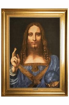 سالواتور موندی (منجی جهان) لئوناردو داوینچی