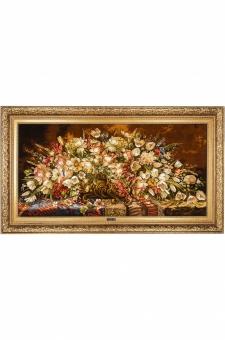 گل و منقل بزرگ  احمدی