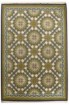 سقف موزه لوور فرانسه عربزاده
