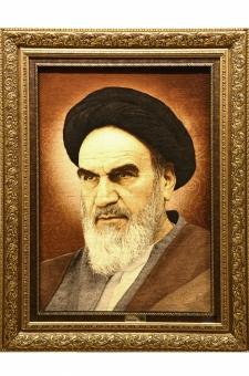 چهره امام خمینی  احمدی
