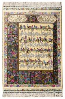 آزادی از قفس پرنده ها عباسی