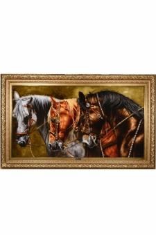 سه اسب  احمدی